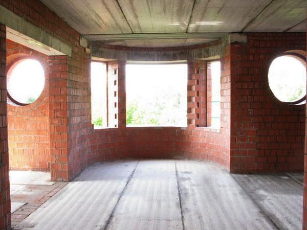 дома из керамических блоков под ключ проекты