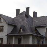 Строительство дома по готовому проекту