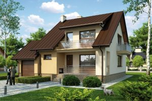 Проекты домов «под ключ»