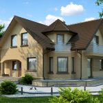 Дом «под ключ» DM6407