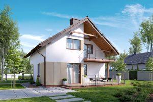 Дом «под ключ» «Модерн»