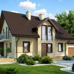 Строительство дома L6370