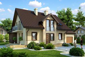 Строительство дома «Уют»
