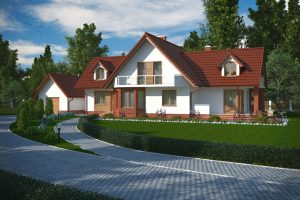 Проект дома DM6333