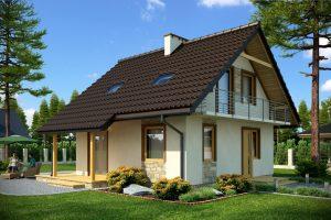 Строительство каркасных домов по проектам