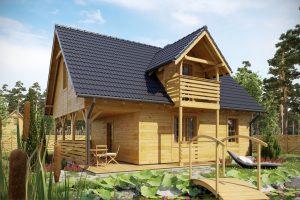 Строительство каркасного дома по готовым и индивидуальным проектам