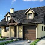 Проект дома DM6187