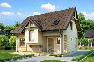 Строительство каркасного дома по цене от 1 400 000 руб.