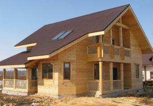 Строительство частных домов в Воронеже