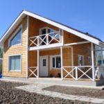 Каркасные дома по доступной цене