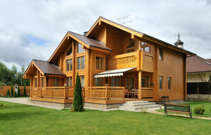 Дом из бруса 6х8 с мансардой/Проект дома 6 на 8