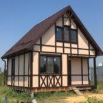 Каркасные дома под ключ в Воронеже