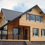 Построить каркасный дом